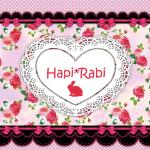 HapiRabi Signboard