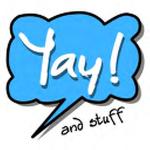 yay and stuff logo