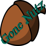 Gone Nutz Logo